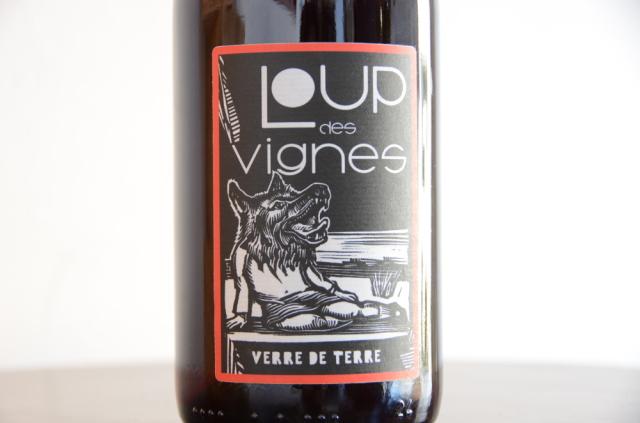ブノワ ローゼンベルジェ / ルーデヴィ―ニュ 2015 Benoit rosenberger Loup des vignes