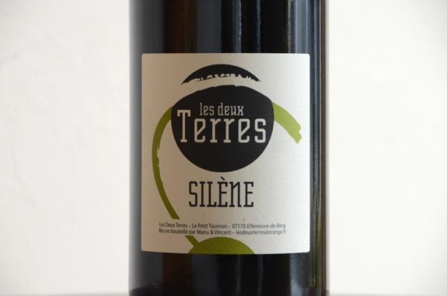 ドメーヌ・レ・ドゥーテール / シレーヌ18  Les Deux Terres Silene Rouge