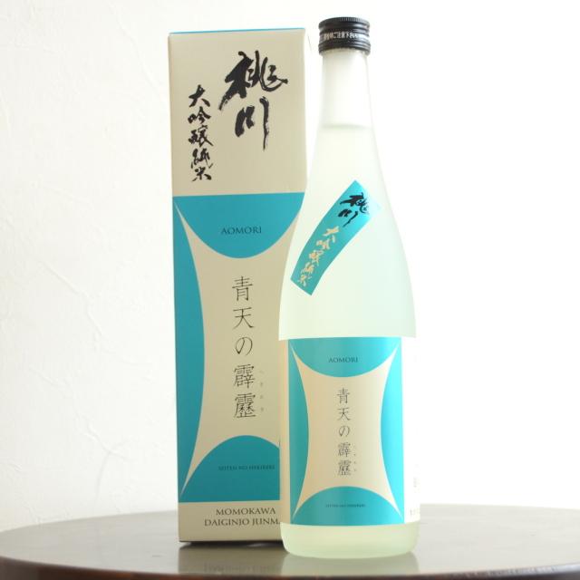 桃川 青天の霹靂 大吟醸純米  720ml