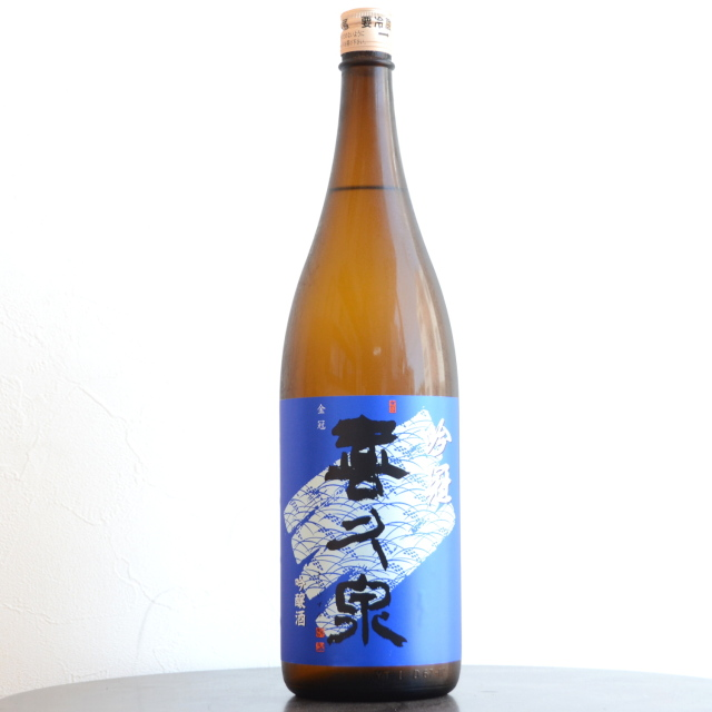 喜久泉 吟冠 吟醸造 1800ml