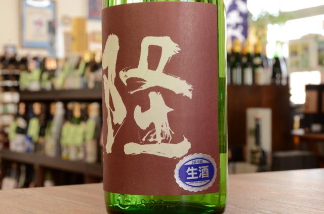 隆 純米吟醸(赤紫)五百万石生原酒1800ml