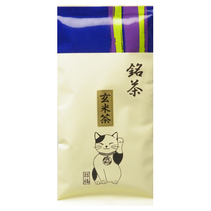 玄米茶400(100g)【ネコポス対応】