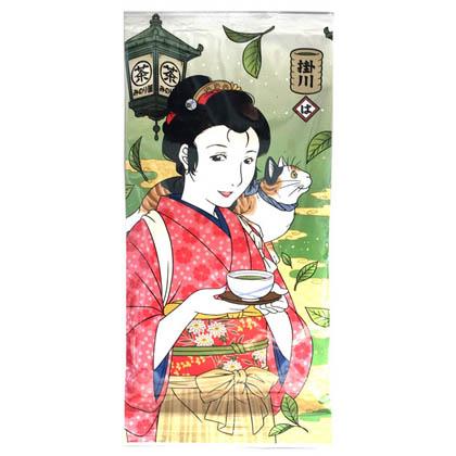 猫茶屋《掛川茶》深蒸し(80g)【ネコポス対応】