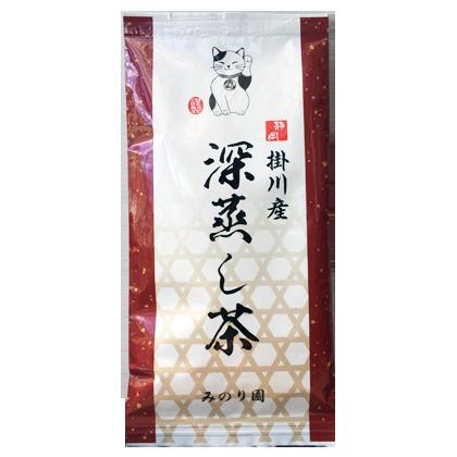 深蒸し茶500(100g)【ネコポス対応】