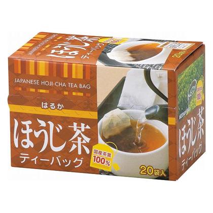 ほうじ茶ティーバッグ はるか(20袋/10箱)