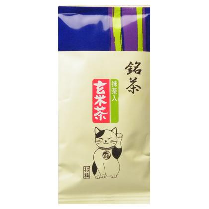 抹茶入り玄米茶(100g)【ネコポス対応】