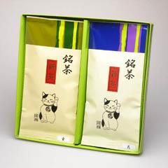 新茶ギフトセット【音/風】