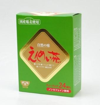 自然の味 えんめい茶