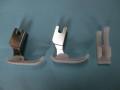 テフロン押え (工業用 本縫いミシン用) (3個セット)