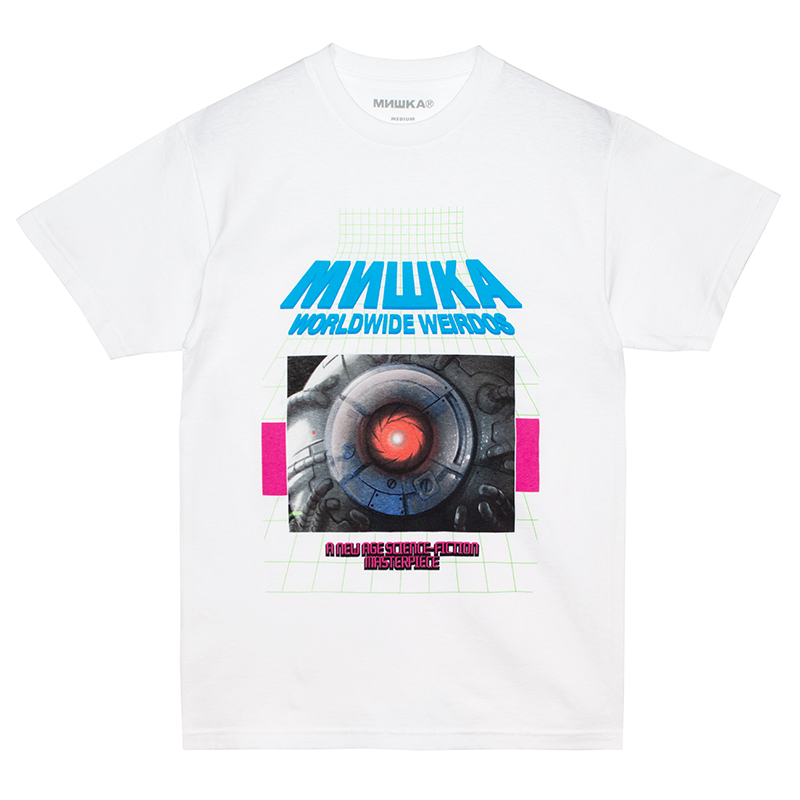 SCANNING COMPLETE TEE (WHITE/76975WHT)