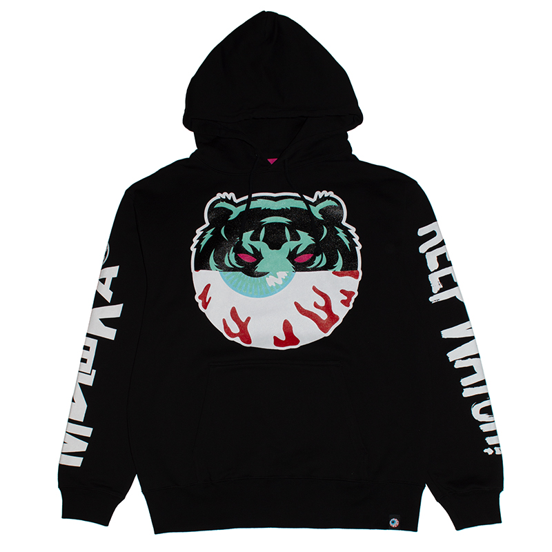 ADDER WATCH HOODIE (BLACK/91547BLK)