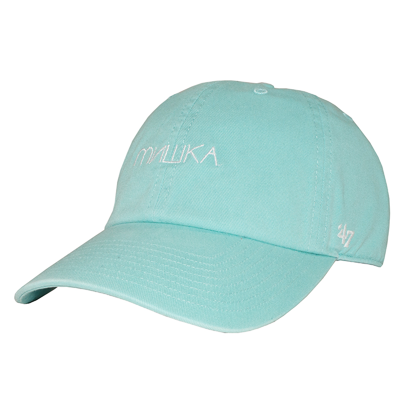MISHKA x '47: CYRILLIC LOGO CLEAN UP (BLUE/EX1747DMNT)