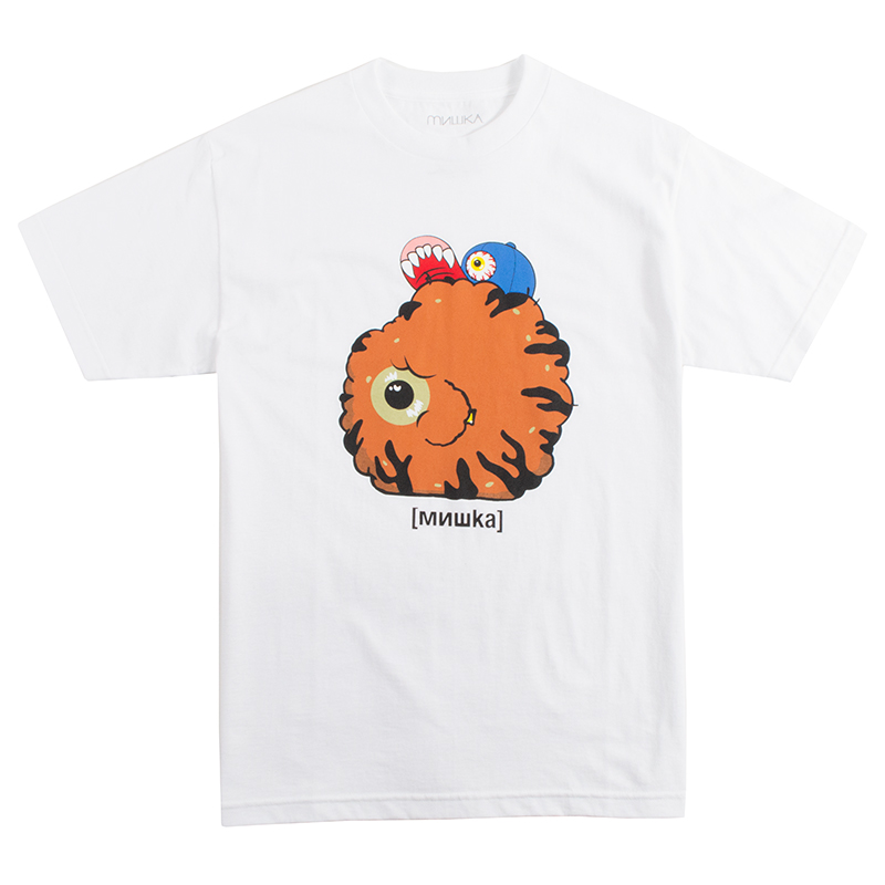 MEATWATCH TEE (WHITE/EX181357WHT)