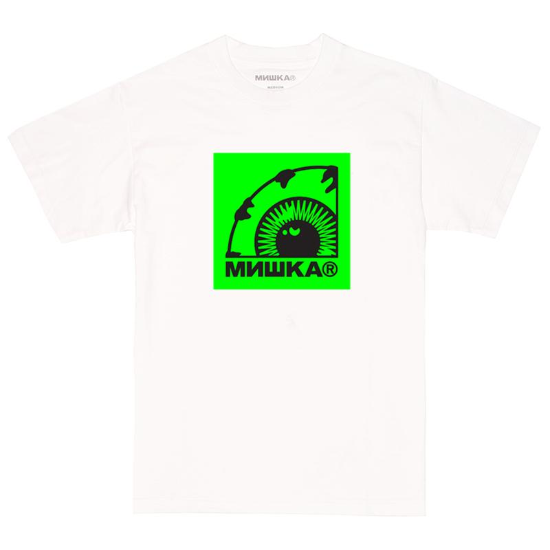 KEEP WATCH LOCKUP TEE (WHITE/FW191014WHT)