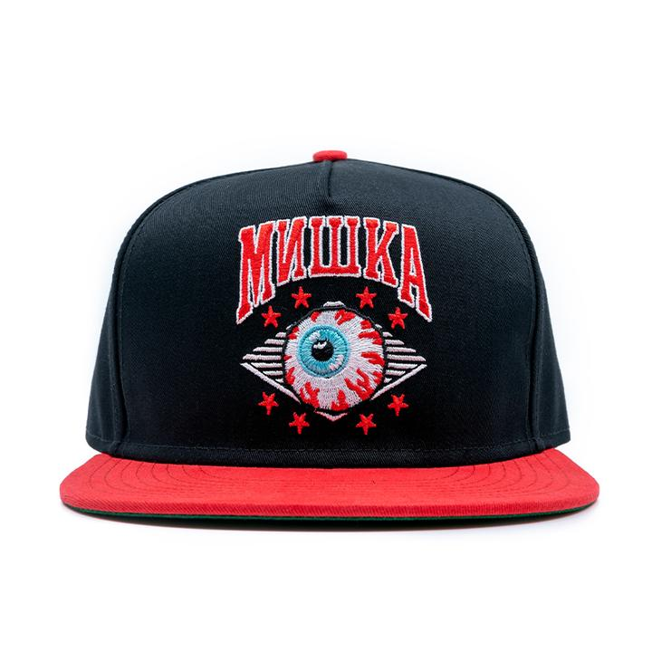 MISHKA ATHLETICS CAP (BLACK/FW192010)