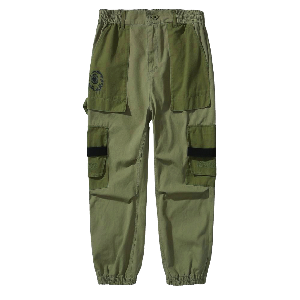 CAN'T SAY PANTS (OLIVE/M21000812)