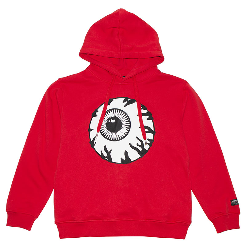 KEEP WATCH TOKEN HOODIE (RED/MAW180407RED)