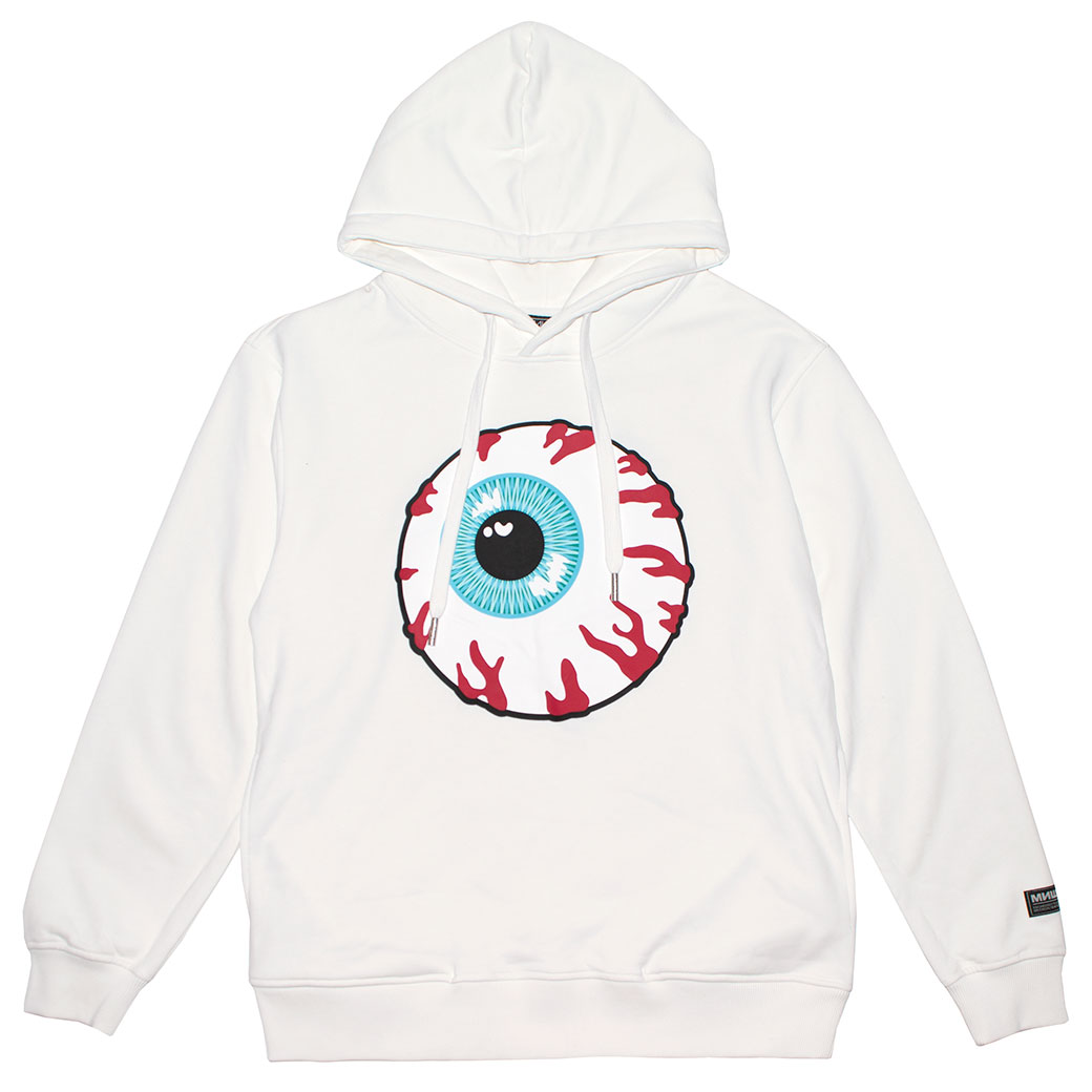 KEEP WATCH TOKEN HOODIE (WHITE/MAW180407WHT)
