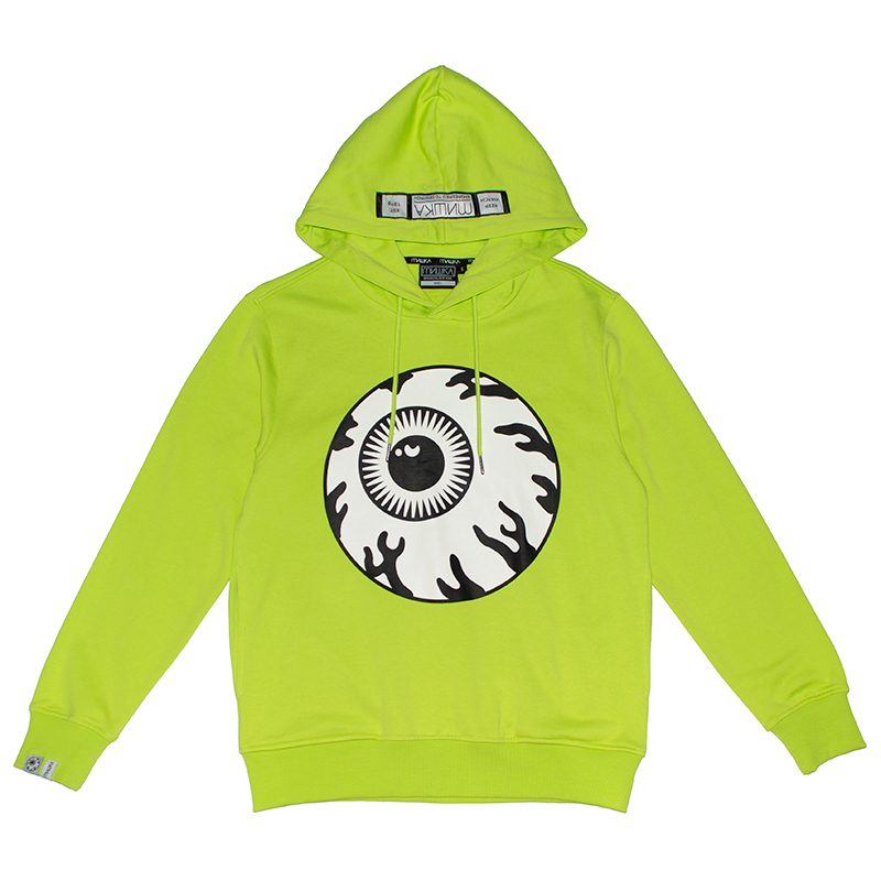 MONOCHROME KEEP WATCH HOODIE (S.GRN/MAW190480GRN)