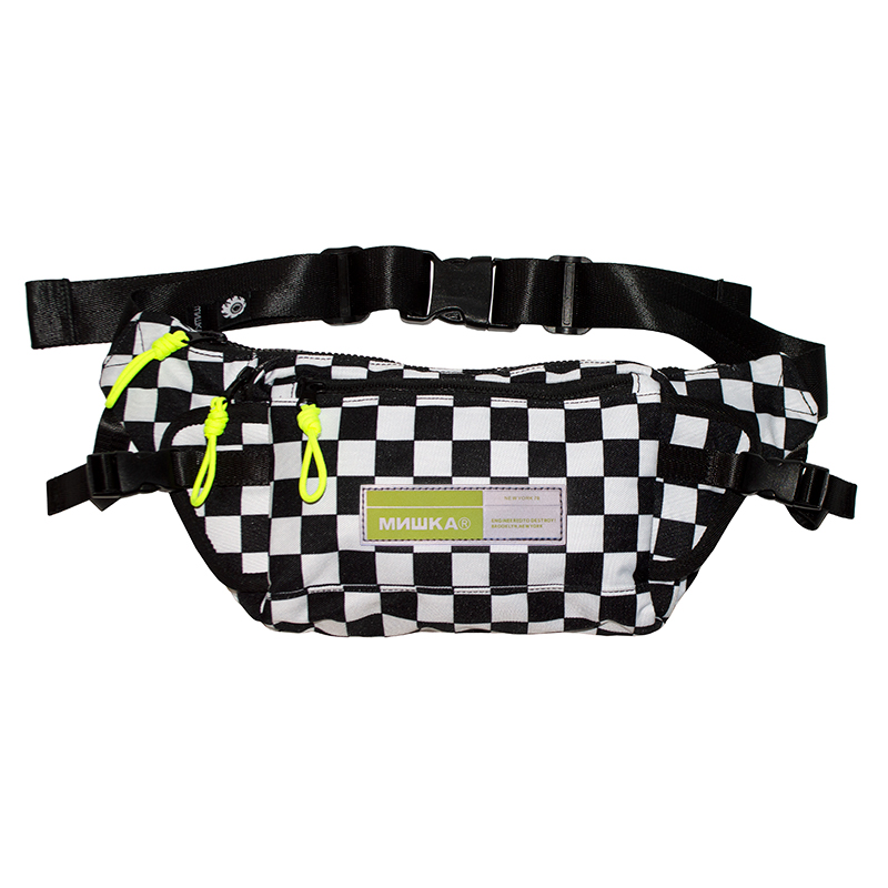 CHECKERED FLAG BODY BAG (MAW193102)
