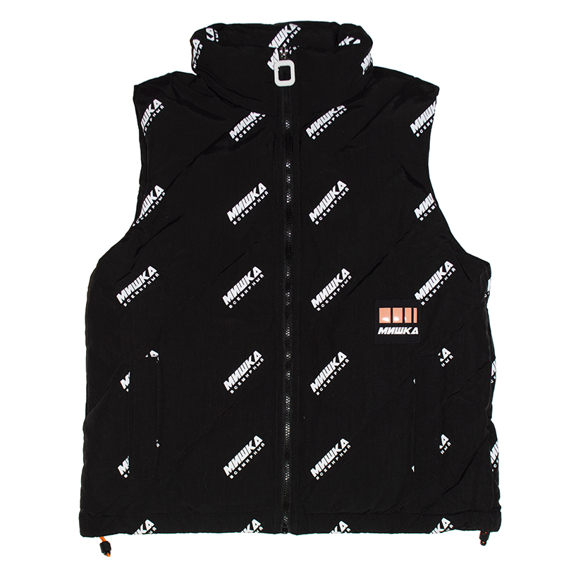 ALL DOWNHILL VEST (BLACK/MAW200104)