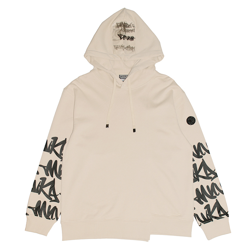 GRAFF PULLOVER HOODIE (SAND/MAW200405SND)