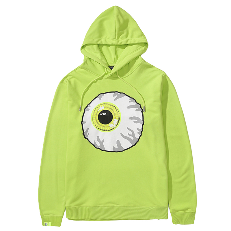 KEEP WATCH HOODIE (S.GREEN/MAW200470GRN)