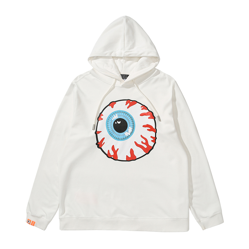 KEEP WATCH HOODIE (WHITE/MAW200470WHT)