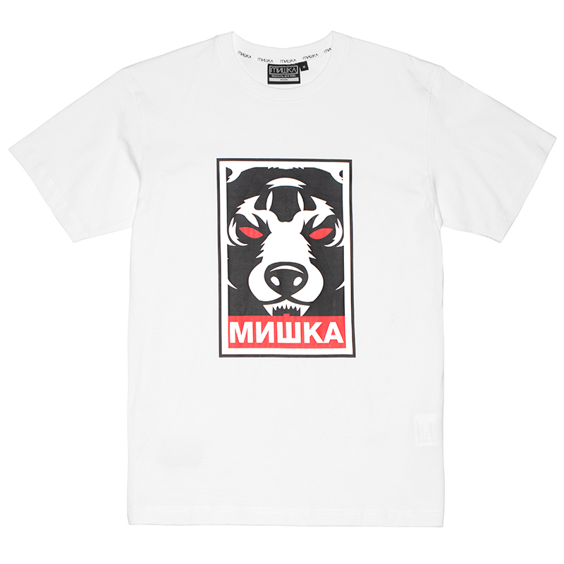 D.A WINDOW TEE (WHITE/MSS190067WHT)