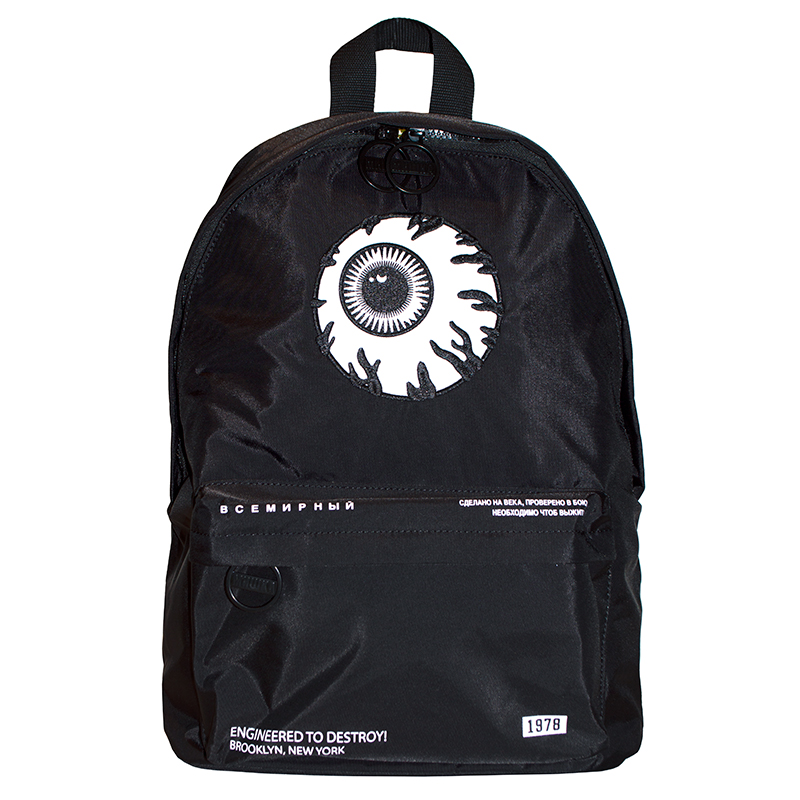 CLASSIC BACK PACK (BLACK/MSS193104)