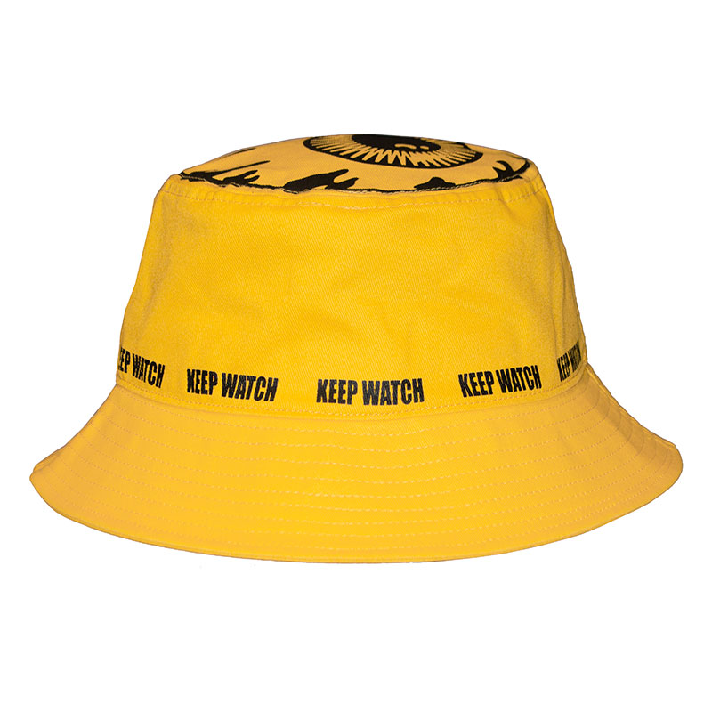 KEEP WATCH BUCKET HAT (YELLOW/MSS193212YLW)