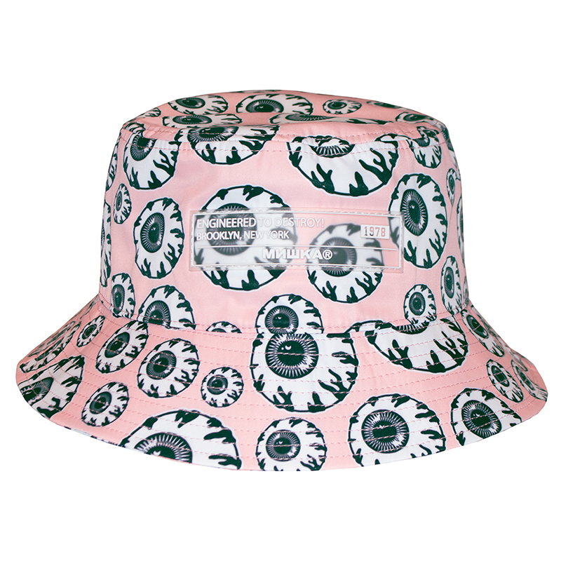 KEEP WATCH HOLIC BUCKET HAT (PINK/MSS193213PNK)