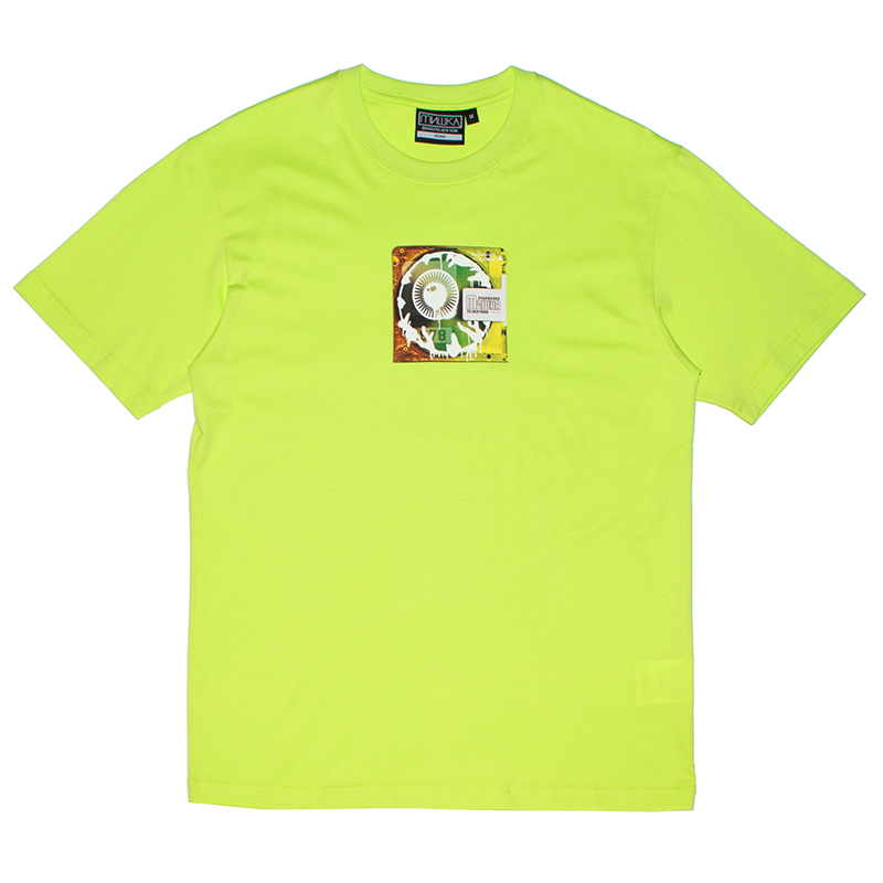 MINI DISC K.W TEE (S.GREEN/MSS200044GRN)