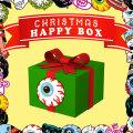 CHRISTMAS HAPPY BOX (0016-18W)