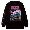 UNIVERSAL GUIDE L/S TEE (BLACK/76913BLK)