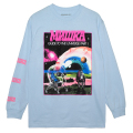 UNIVERSAL GUIDE L/S TEE (BLUE/76913BLU)