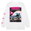 UNIVERSAL GUIDE L/S TEE (WHITE/76913WHT)