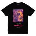 WEIRD WORLD TEE (BLACK/76914BLK)
