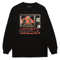 ONE-NINE-HUNDRED L/S TEE (BLACK/76944BLK)
