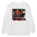ONE-NINE-HUNDRED L/S TEE (WHITE/76944WHT)