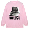 PERSONAL COMPUTER L/S TEE (PINK/76949PNK)