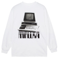 PERSONAL COMPUTER L/S TEE (WHITE/76949WHT)
