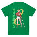 SAMURAI KEEP WATCH TEE (K.GREEN/76965GRN)