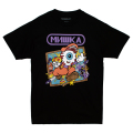 MISHKA POWER TEE (BLACK/76968BLK)