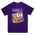 MISHKA POWER TEE (PURPLE/76968PPL)