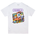 MISHKA POWER TEE (WHITE/76968WHT)