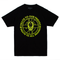 DEATH TO ALL TEE (BLACK/76973BLK)