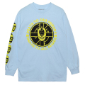 DEATH TO ALL L/S TEE (BLUE/76974BLU)