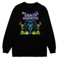 8-BIT ADDERS L/S TEE (BLACK/76981BLK)