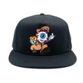 MISHKA POWER SNAPBACK (BLACK/77003)